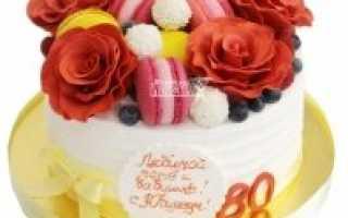 Низкокалорийные торты купить в москве
