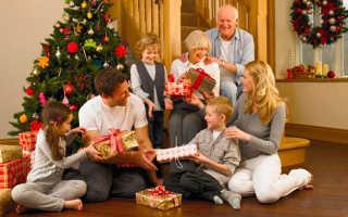 Что подарить сватам на новый год недорого