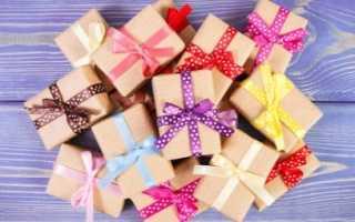 Подарок для одноклассницы своими руками