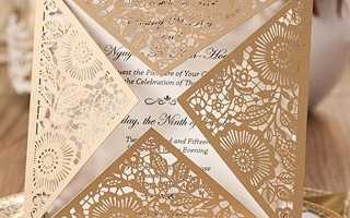 Украшение зала на свадьбу золотым цветом