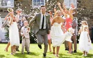 Сценарий проведения свадьбы без тамады в кафе