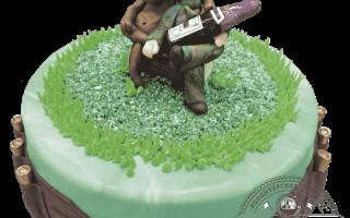 Торт на 23 февраля москва