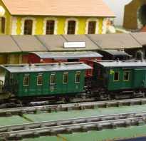 Обзор детских поездов