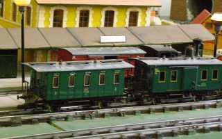 Детский железный дорога