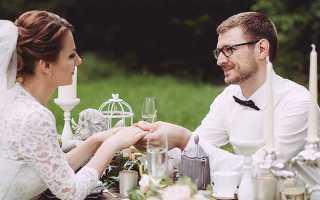 Съемка видео свадьба