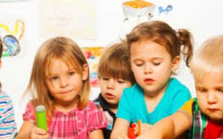 Спектакль в старшей группе детского сада