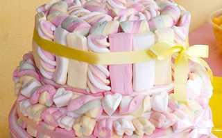 Чем заменить торт на день рождения