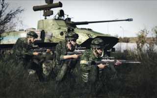 Когда праздник мотострелковых войск
