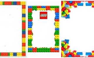 Лего квест на день рождения