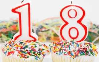Сценарий дня рождения 18 лет для дочери