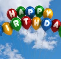 Как украсить зал на день рождения шарами
