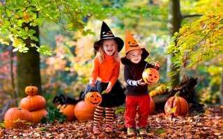 Короткие стихи про хэллоуин