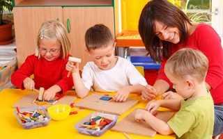 Театральное представление для детей в детском саду