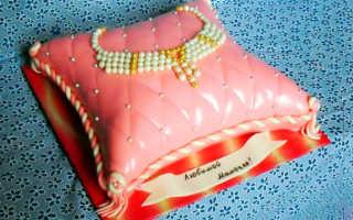 Торт с юбилеем 45 лет женщине