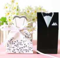 Идеи недорогих подарков на свадьбу