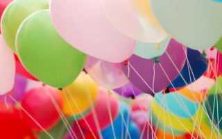 Идеи из воздушных шаров