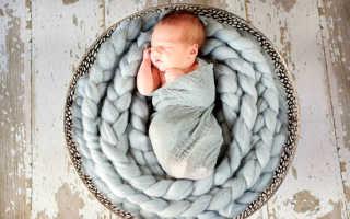 Аксессуары для съемки новорожденных