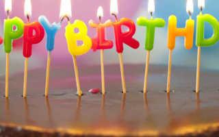 Украшение зала на день рождения девушки