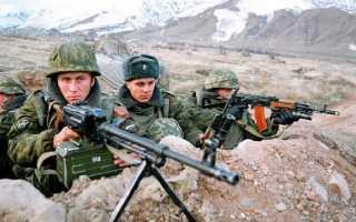 19 августа день мотострелковых войск