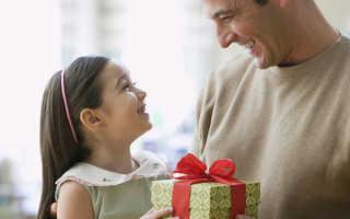 Что подарить отчиму на день рождения недорого