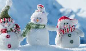 Зимние забавы игра